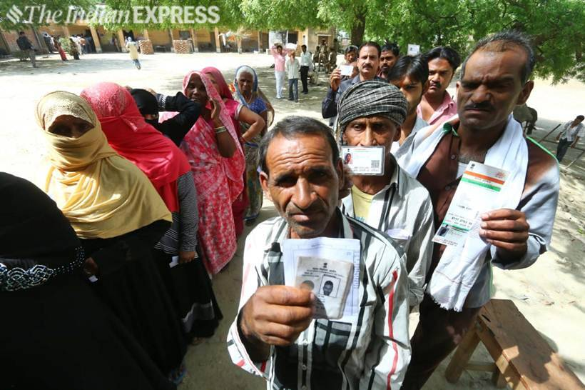 lok sabha election, lok sabha election 2019, lok sabha election 2019 photos, election 2019, election 2019, election 2019 news, How to Vote#India, india news, how to check name in voter list, election today news, election commission of india, election commission of india, general election 2019, lok sabha election voting percentage, lok sabha election voting, election news, indian express