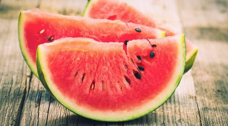 watermelon, watermelon benefits, watermelon seeds, indianexpress.com, luke coutinho, holistic living, how to use watermelon seeds, indianexpress, fruits to eat, summer fruits,