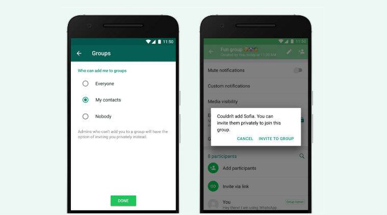 WhatsApp group privacy settings: Here's how it works, how to