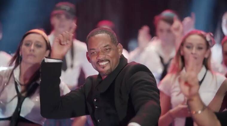 will smith bucket list bollywood dancing
