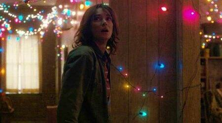 Winona Ryder in The Stranger Things