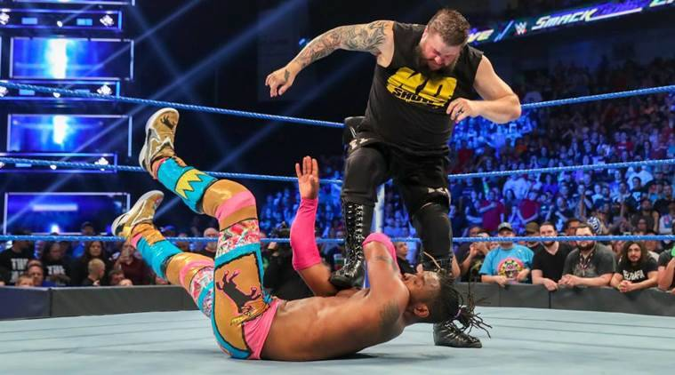 WWE SmackDown Live Results: Kevin Owens betrays The New Day, attacks Kofi Kingston