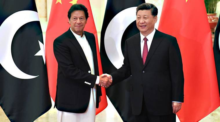 India Pakistan relations, BRI forum, China, pakistan, India, Imran Khan, China Pakistan relations, Xi Jinping Imran Khan meeting, Pulwama attack, Balakot air strike, India news, Indian Express