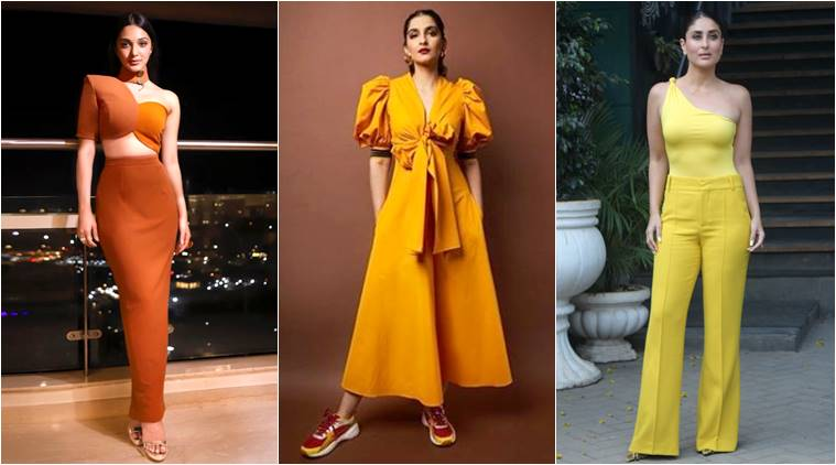 kareena kapoor khan, kiara advani, sonam kapoor ahuja, bollywood fashion