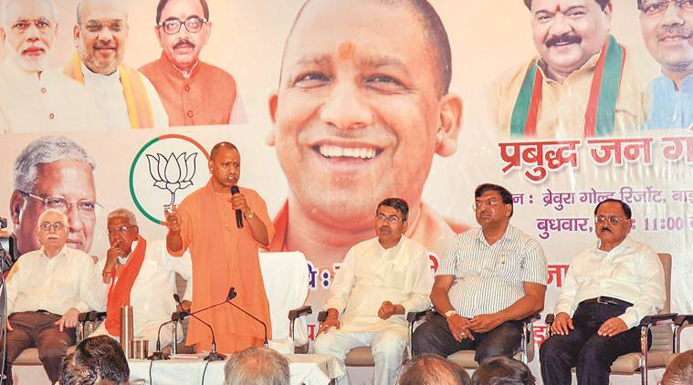 Yogi Adityanath: NRIs feel proud when told they are from Modi's India
