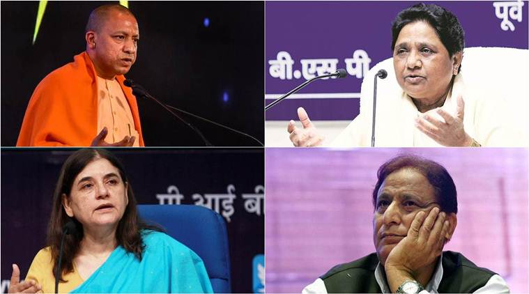 Election Commission, Yogi Adityanath, Mayawati, Azam Khan, Maneka Gandhi, Supreme Court, Lok Sabha elections 2019, election news, hate speeches, model code