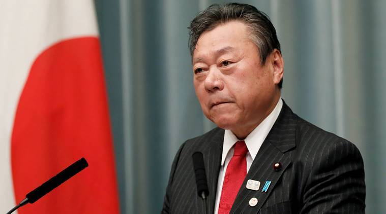 Japan's Olympic minister resigns over Fukushima gaffe
