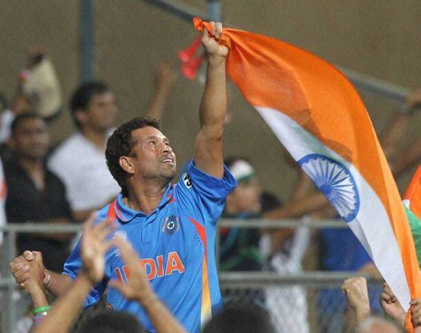 India wins Cricket World Cup 2011