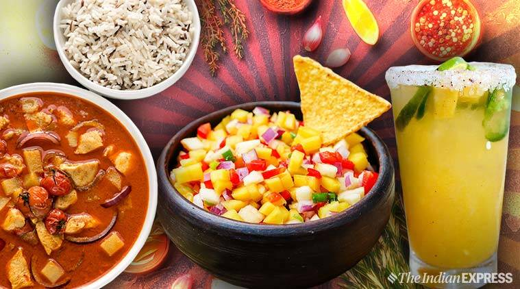 mango recipe, summer recipe, delicious recipe, food recipe, indian express, indian express news