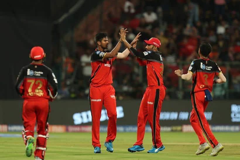 IPL 2019, RCB vs SRH