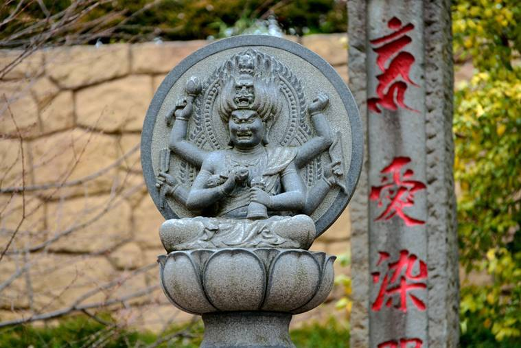 Benoy K Behl, Japan, Indian gods in Japan, Japan and India relations, Hinduism in Japan, Buddhism in Japan, Hinduism, Buddhism, India news, Indian express