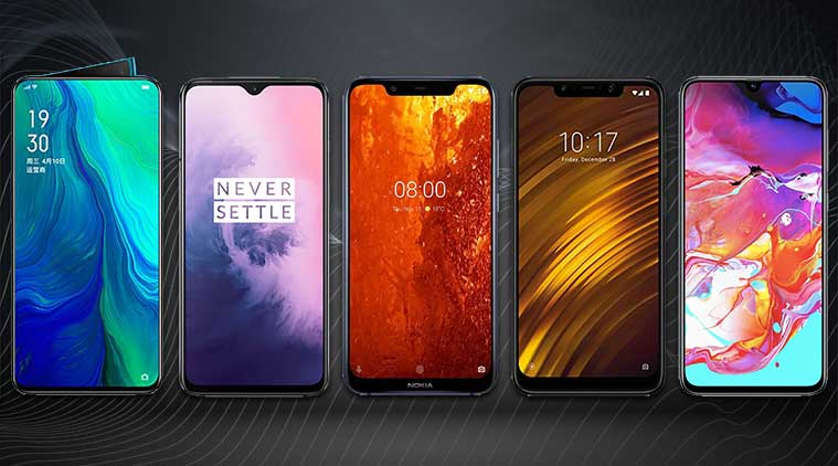 Best flagship Mobile Phones Under Rs  35,000 in India 2019