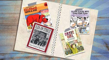 may day, children books may day