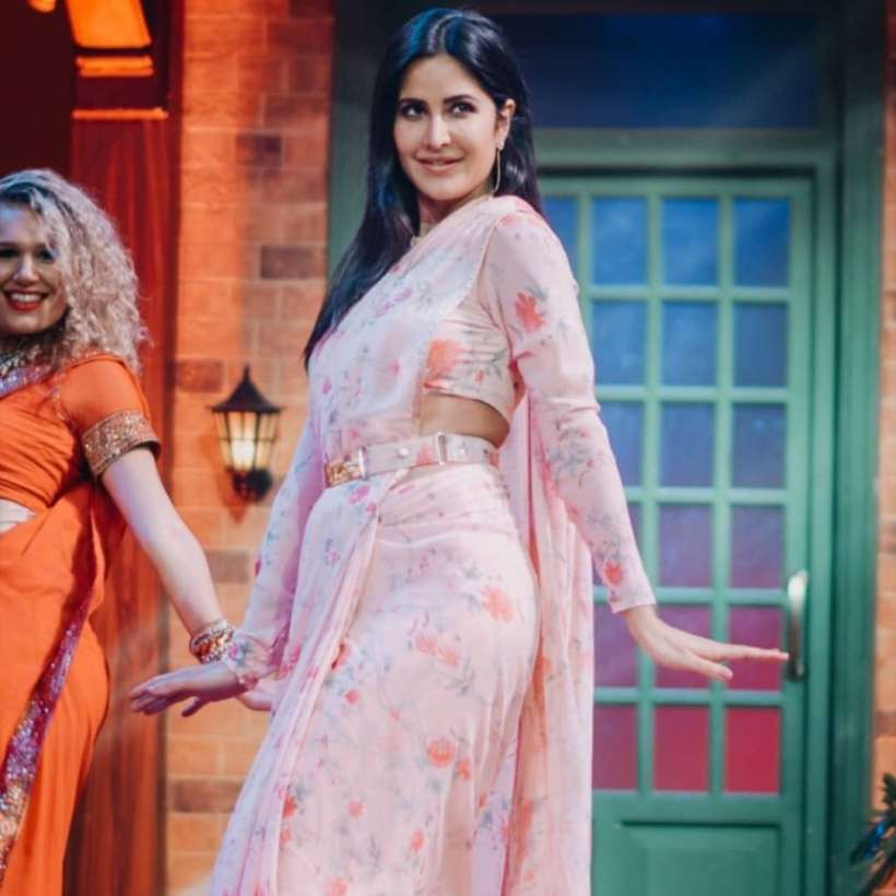 katrina kaif on the kapil sharma show