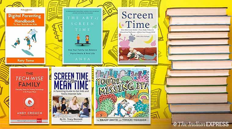 digital parenting books