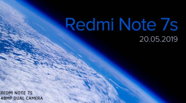 redmi note 7s, redmi note 7s launch, redmi note 7s may 20, redmi note 7s specifications, redmi note 7s features, redmi note 7s 48mp camera, redmi note 7s price