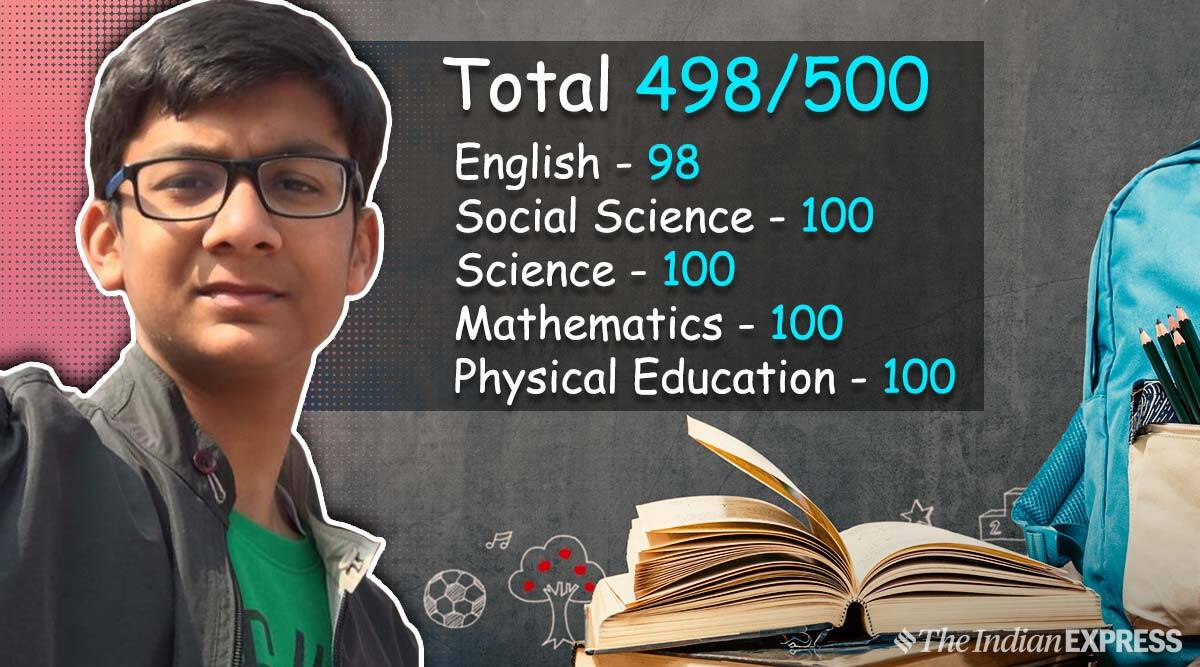 ICSE 2019 topper Manhar switches to CBSE for class 11