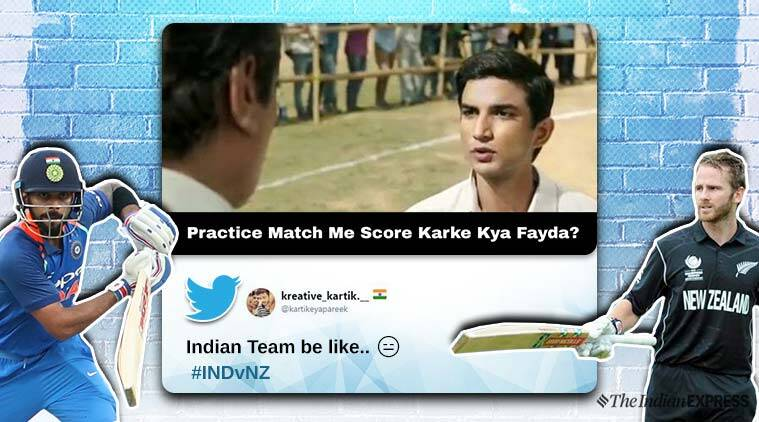 world cup, world cup 2019, live score, live cricket score, india vs new zealand, live cricket online, ind vs nz, live cricket streaming, cricket score, ind vs nz memes, cricket, world cup practice match, world cup live score, cricket memes, indian express, sports news,