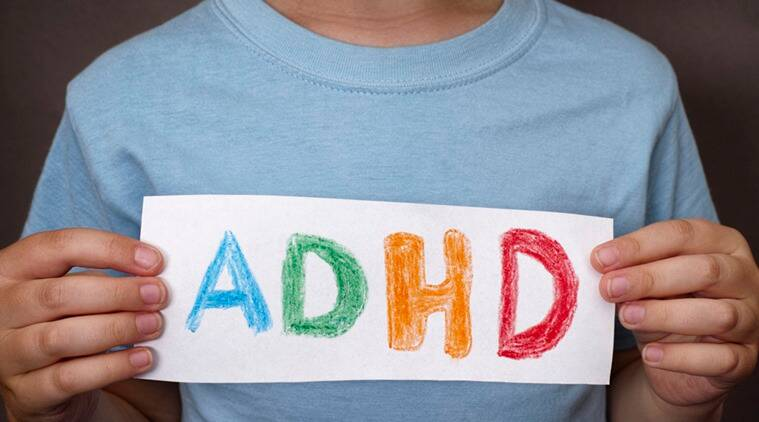 adhd, attention-deficit hyperactivity disorder, teens with adhd, indian express, indian express news
