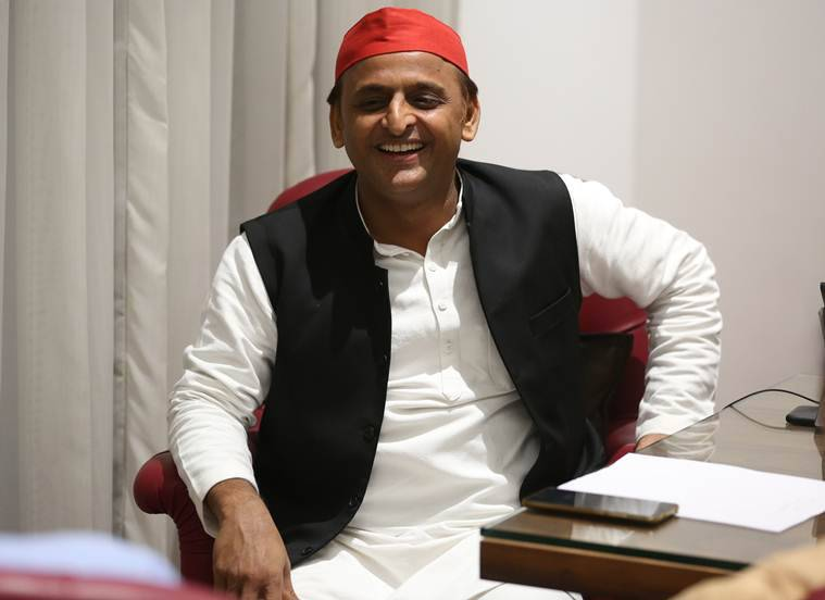 When there was talk on SP-BSP alliance, I said even if I have to walk two steps behind (BSP), I will do it. This is a gathbandhan for the future: Akhilesh Yadav