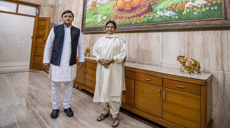 Lok Sabha election results: In alliance dark cloud, BSP gets silver lining