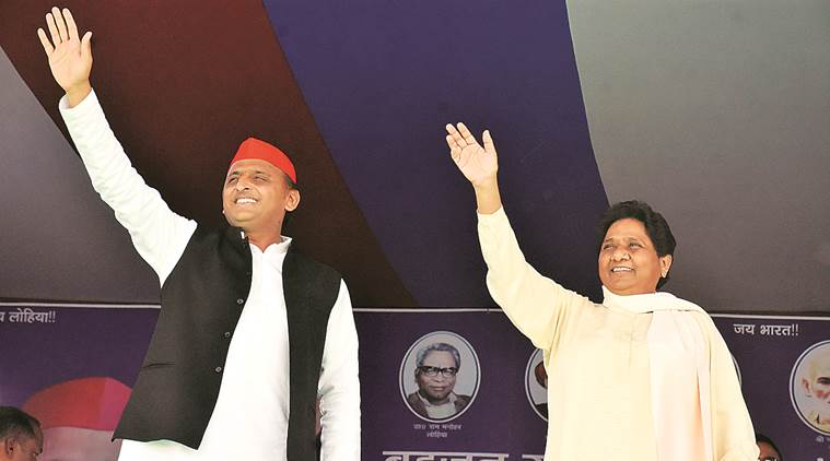 Citizenship amendment bill when arch rivals sp and bsp were united in opposition