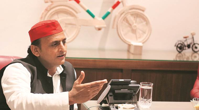 No Ramrajya in UP, BJP govt taken lessons from Ravan: Akhilesh Yadav