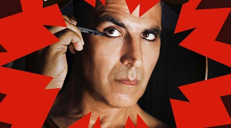 Akshay Kumar Shares First Look As A Transgender — Laxmmi Bomb Poster
