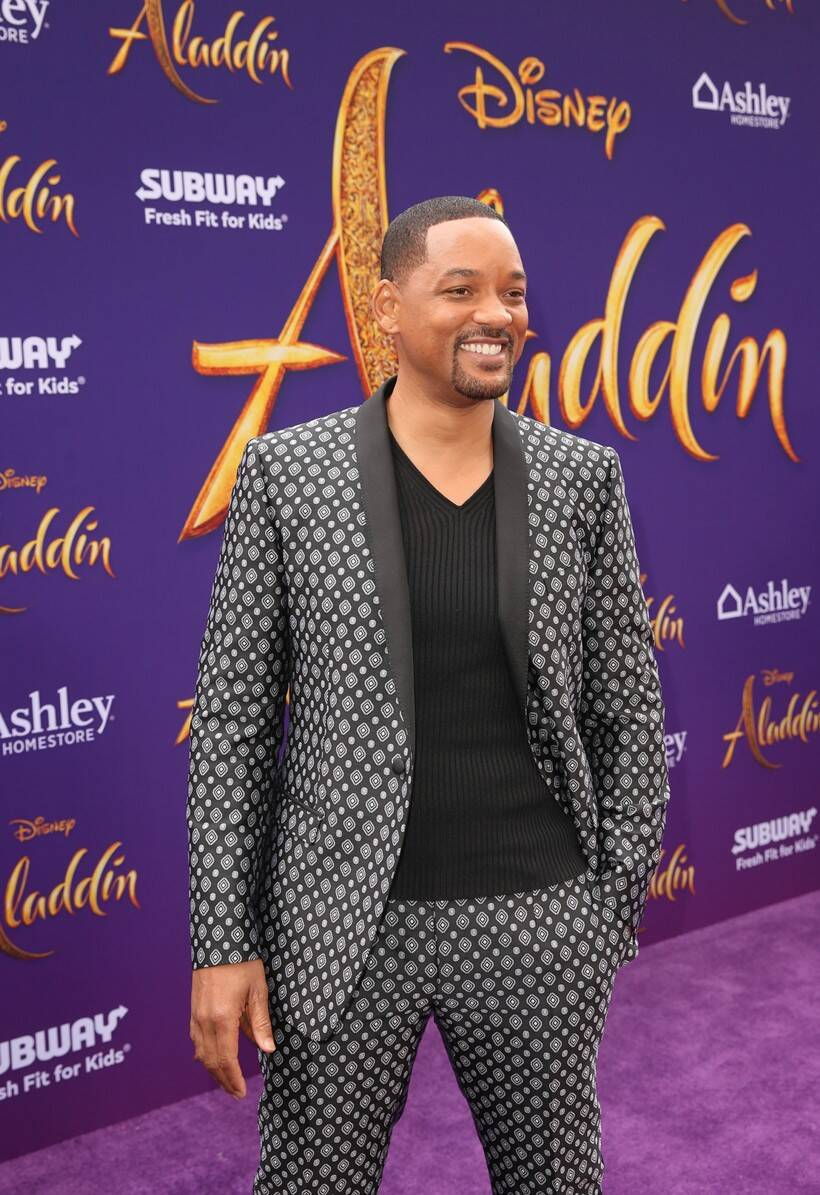 Will Smith attends Ala...