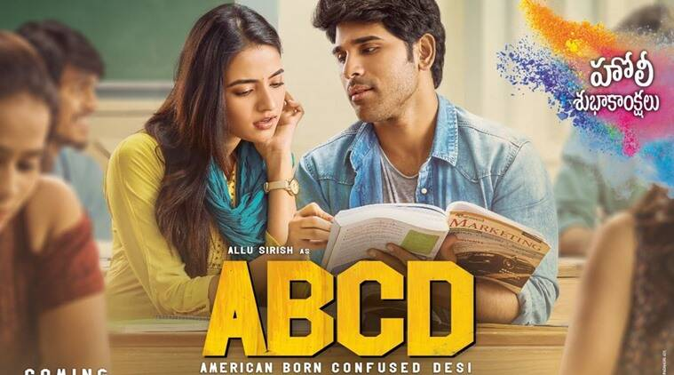 Allu Sirish on ABCD
