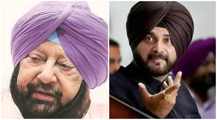 Amarinder, Sidhu face-off: Punjab Congress in-charge seeks report