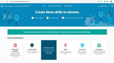 amazon, amazon alexa, amazon alexa skills, alexa skills, amazon alexa skills blueprints, alexa skills blueprints, blueprints, alexa skills store, skills store, fun and games, learning and knowledge, at home, storyteller, flash briefing blueprint, blog blueprint, university blueprint, spiritual talks blueprints