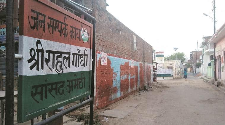 Congress locks doors in Amethi, BJP checks in: Change in the air, on ground