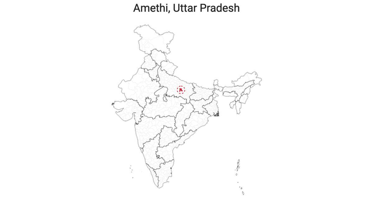 amethi election result 2019 - photo #1