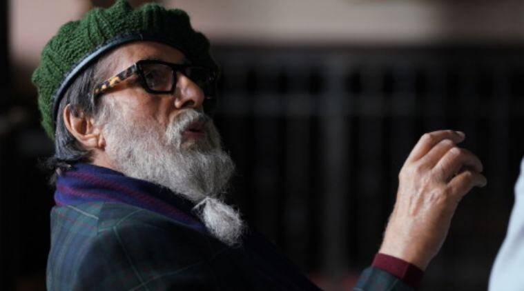 Chehre: Amitabh Bachchan shares first look