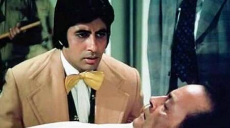Amitabh Bachchan don film
