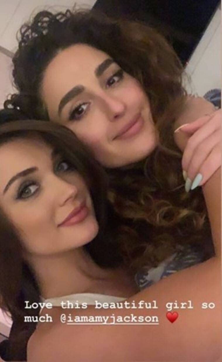Amy Jackson And George Panayiotou Celebrate Engagement In