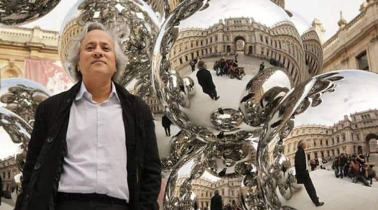 London-based Anish Kapoor
