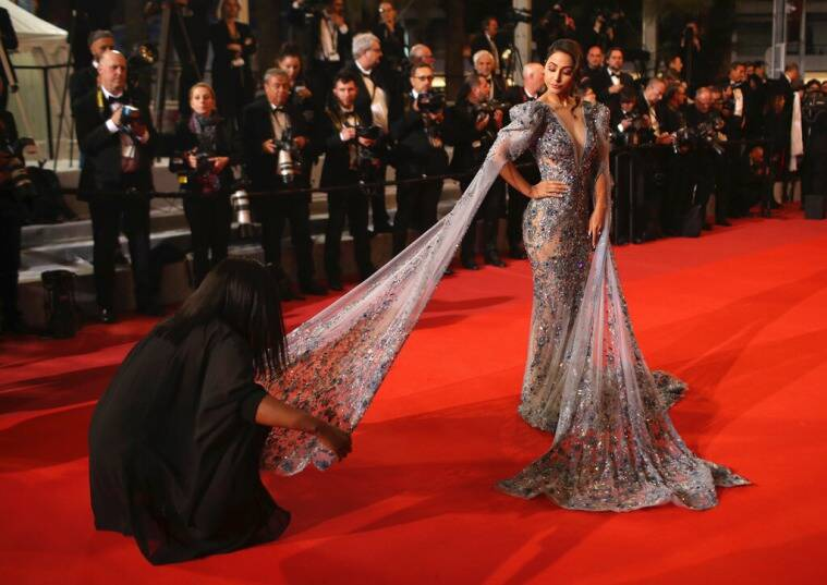 Cannes 2019: Hina Khan steals limelight with smashing red carpet debut