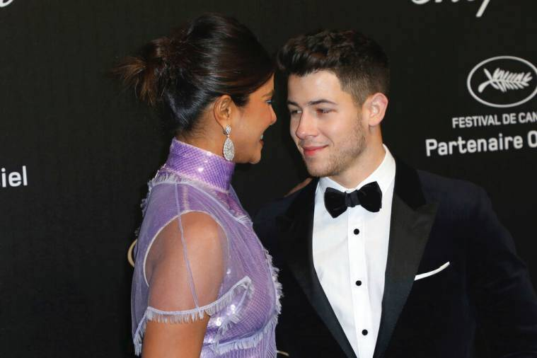 Cannes 2019: Priyanka Chopra, Nick Jonas twin in white at red carpet