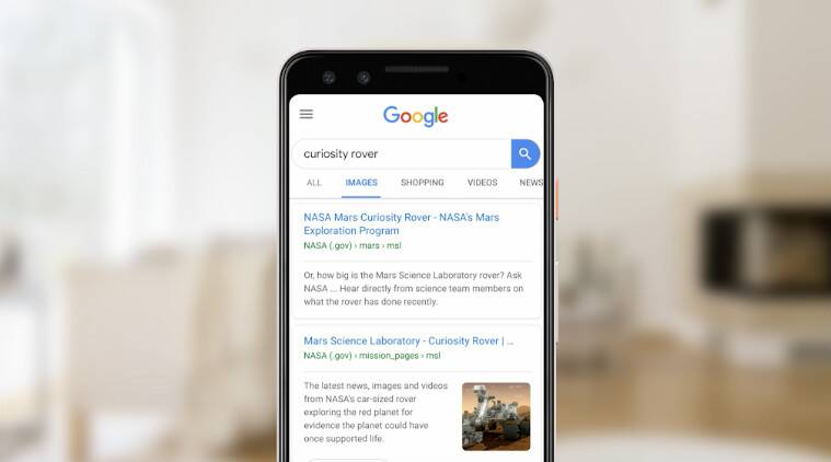 Google I/O 2019: AR search results, Google Lens gets new