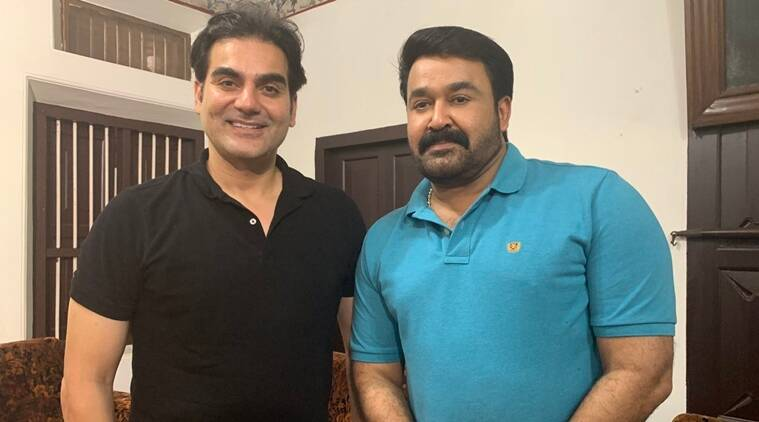 Arbaaz Khan joins the cast of Mohanlal's Big Brother
