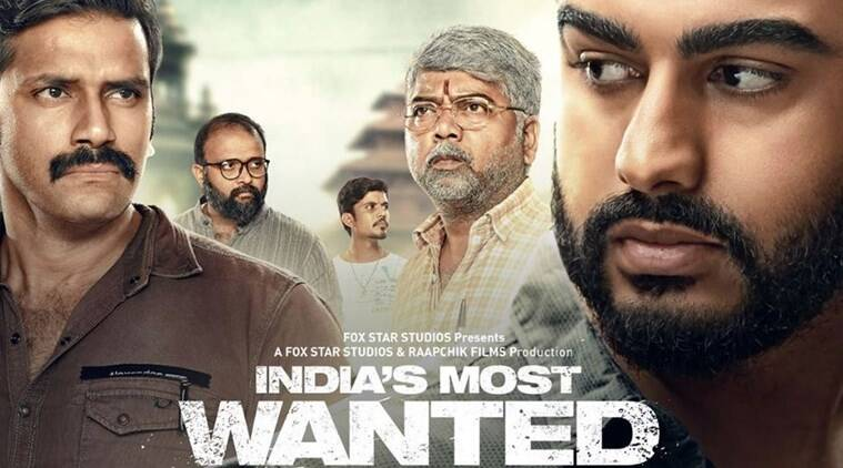 India's Most Wanted box office collection Day 4 arjun kapoor