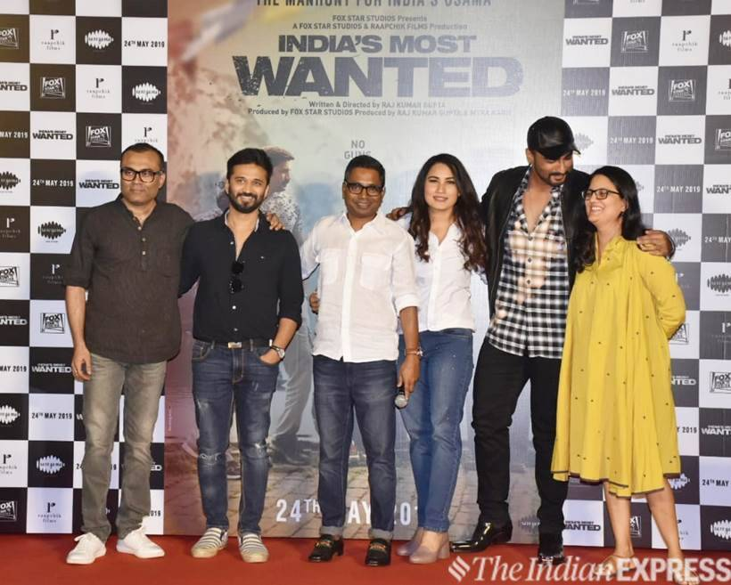 India's Most Wanted Trailer: Arjun's Thrilling Tale Makes Anil Kapoor 'Proud'