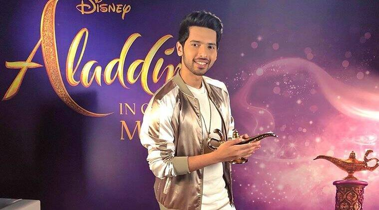 Armaan Malik on lending voice to Aladdin: Getting to also sing for the film was an added bonus