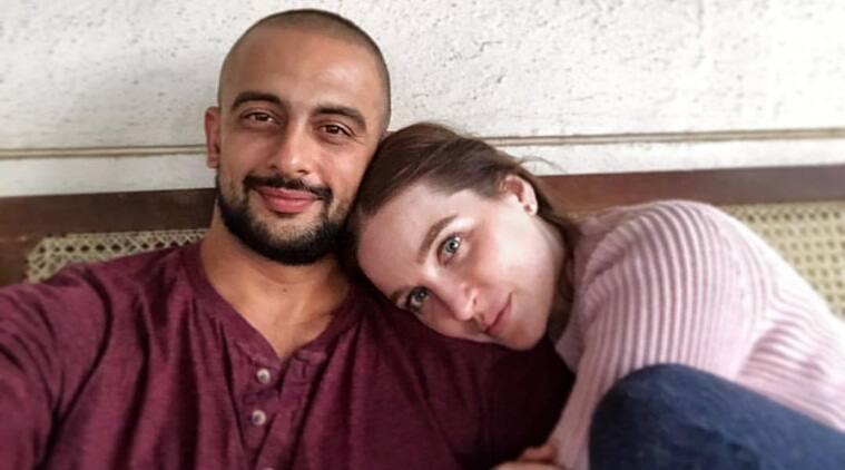 Arunoday Singh, wife Lee part ways