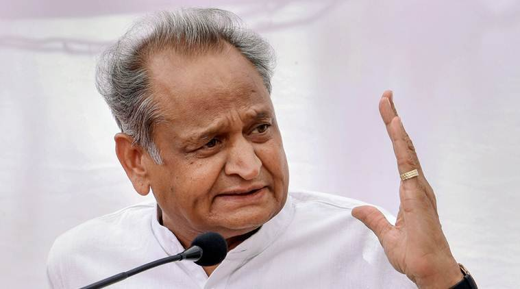 Will divide Alwar into 2 police districts: Rajasthan CM Ashok Gehlot