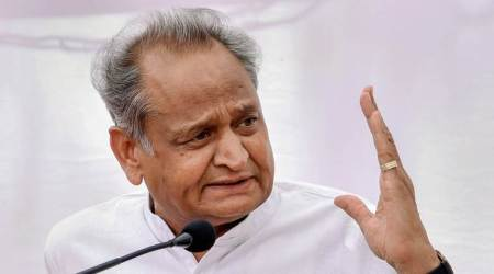 Gehlot plays down Pilot's remark on law and order situation in Rajasthan