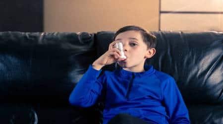 asthma awareness, indianexpress.com, World Asthma Day, Asthma, Asthma Day, childhood asthma, breathing difficulty, nebulizer, pump
