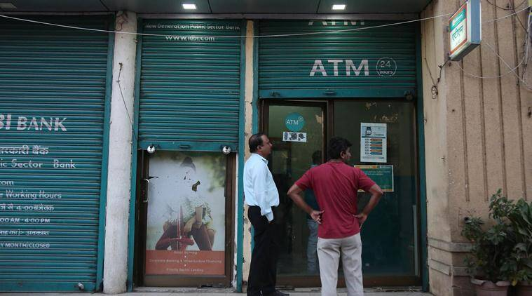 ATM fraud, bank fraud, skimming, skimming fraud, Kotak Mahindra Bank ATM, ATM fraudster, Indian Express